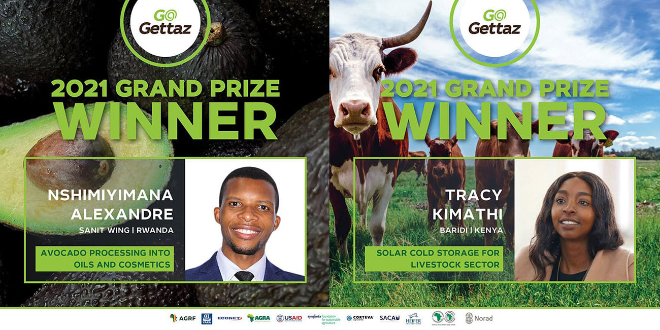US$110,000 Awarded to Young Agrifood Changemakers in the Third Annual Generation Africa GoGettaz Agripreneur Prize Competition